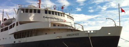 Columbia Yacht Club - Abegweit